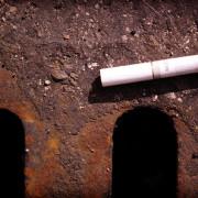 たばこぽいすて