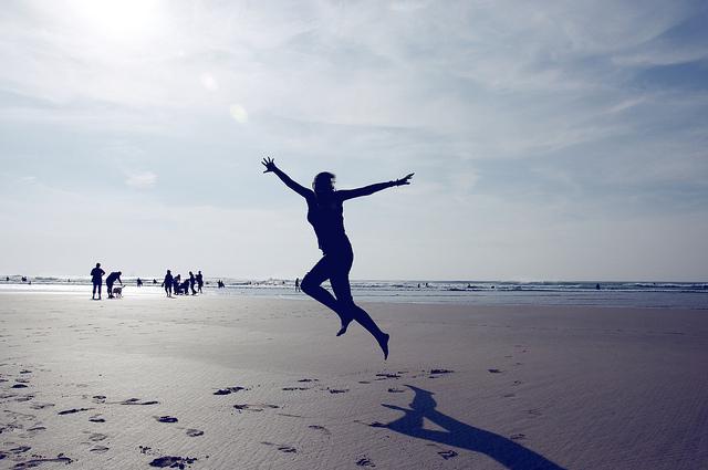 Jump For Joy感動