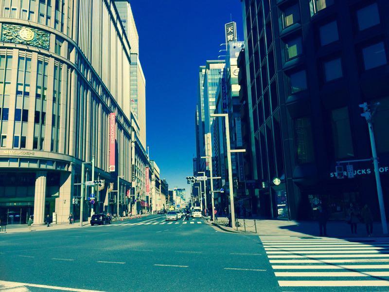 日本橋三越前画像