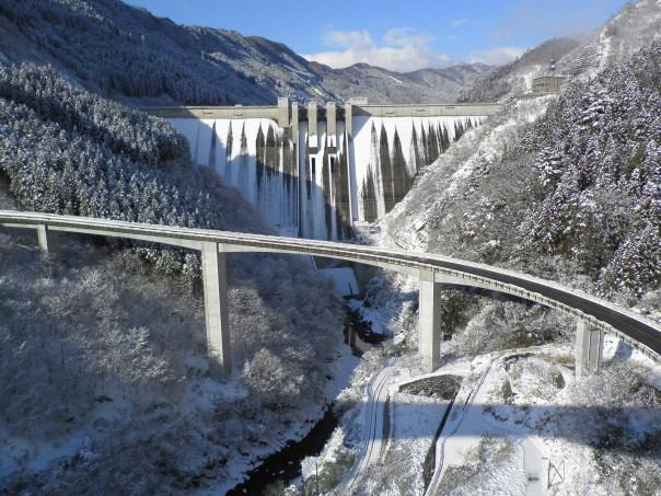出典:荒川ダム総合管理所