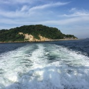 横須賀無人島の猿島でレンタルバーベキューはレジャー感満載で家族にオススメ