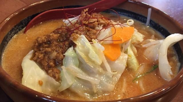 田所商店北海道味噌辛味噌ラーメン