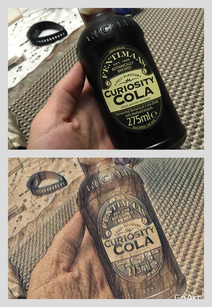 コーラ瓶サンプル画像