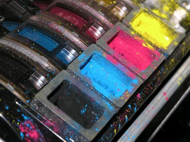 印刷インク