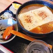 カレー南蛮チーズ
