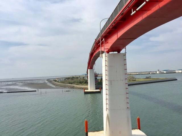 木更津中の島歩道橋
