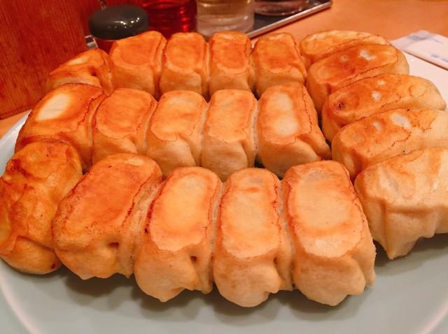 ホワイト餃子20個
