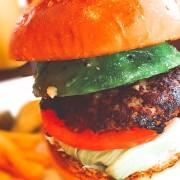 BROZERSのハンバーガー