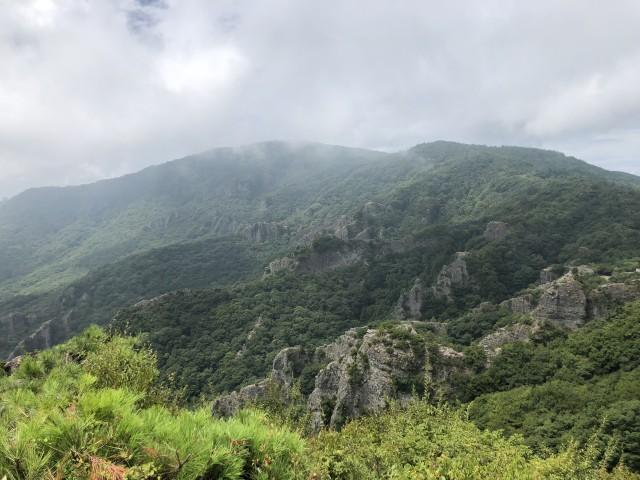 寒霞渓の絶景